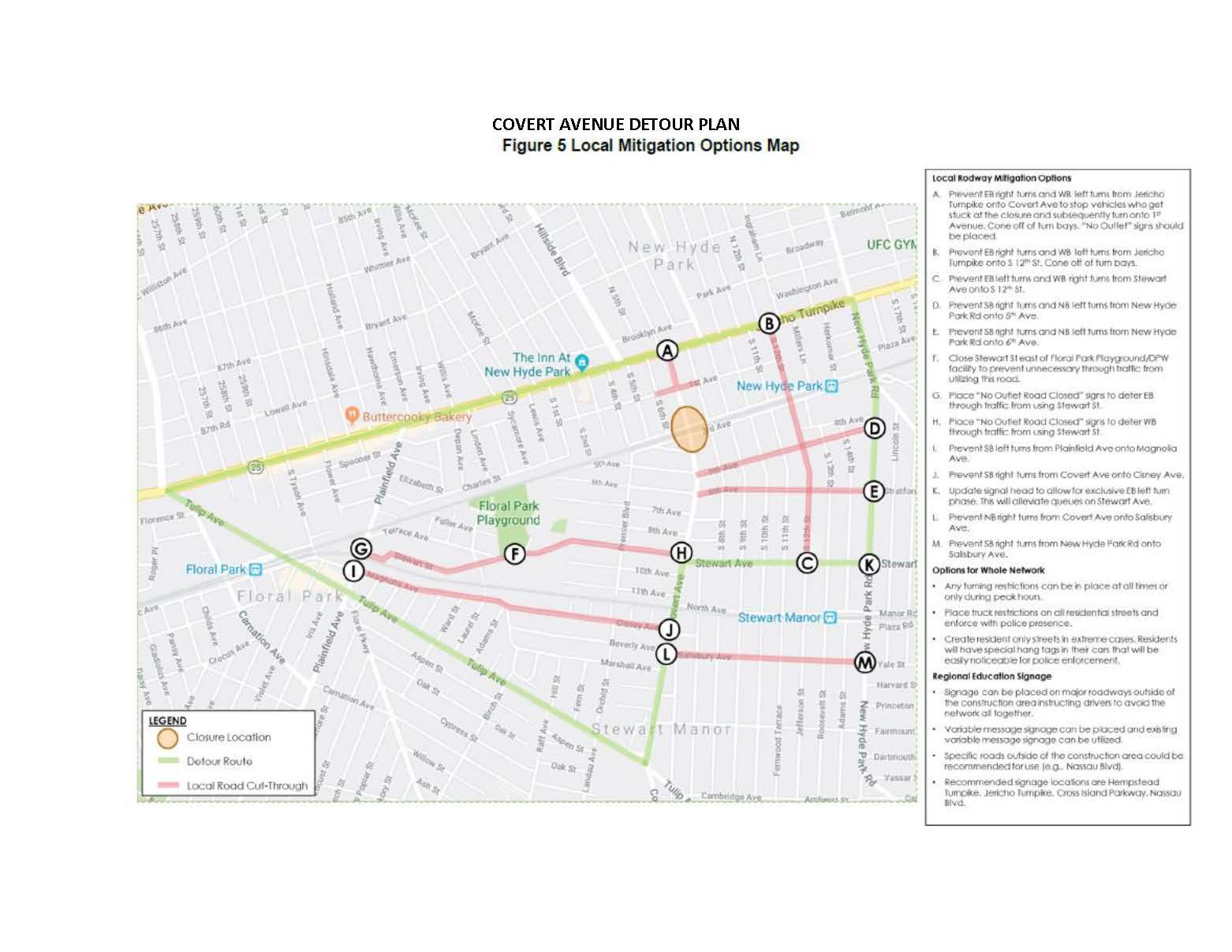 LIRR 3rd Track Information | Village of New Hyde Park, NY